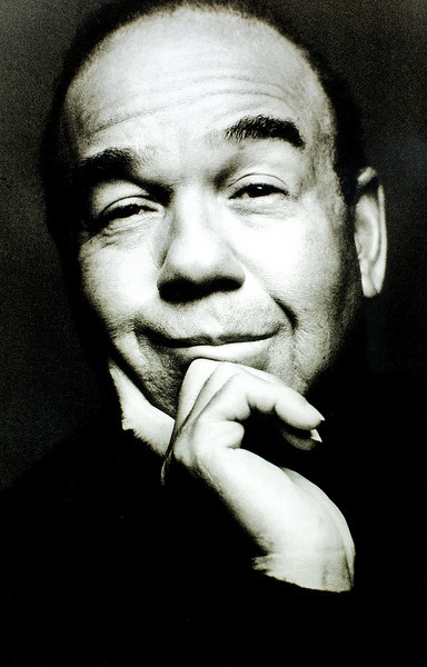 Bobby Short, 1998<br /> from the book The Jazz Pictures; Photography by Carol Friedman
