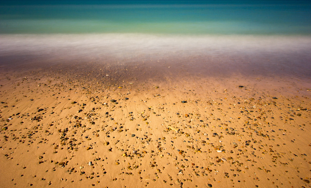 Simplicity - Sand and Stones