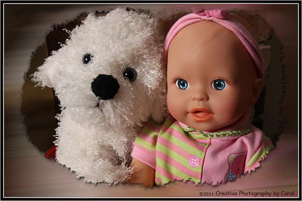 38/365 Puppy Love