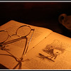 Day 5 - Reading by candlelight