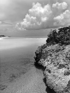 The Cut, Moriah Harbour, Little Exuma, Bahamas