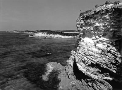 Cape Santa Maria Bluff, Long Island, Bahamas