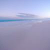 Dusk, Pink Sands Beach