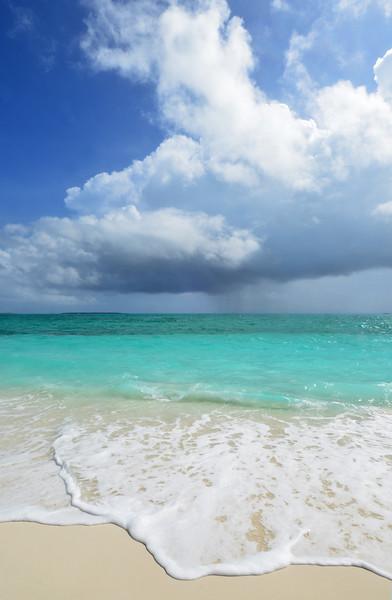 Tar Bay summer storm
