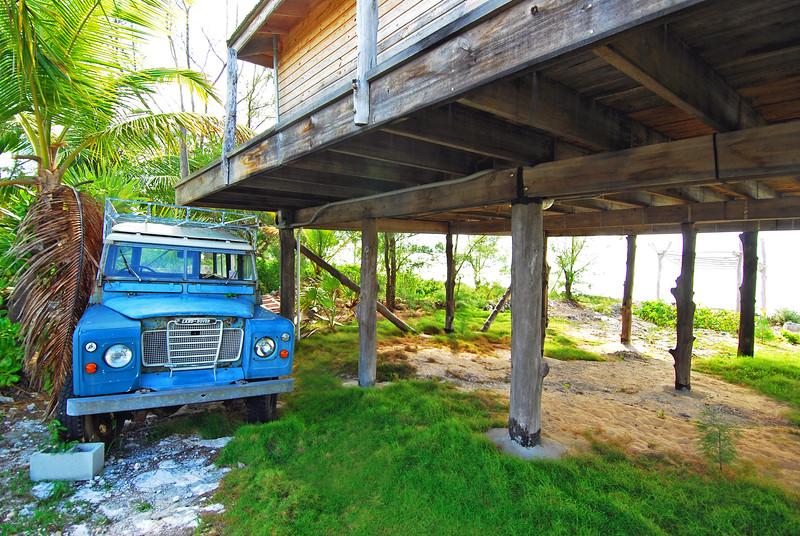 Eleuthera Land Rover