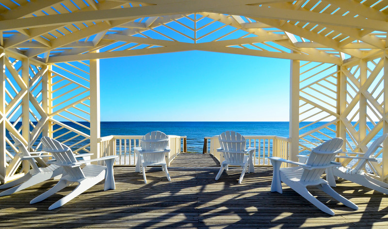 Odessa Street Pavilion, Seaside, Florida