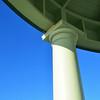Pensacola Street Beach Pavilion (detail)