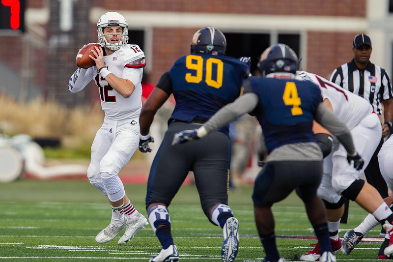 NCAA FOOTBALL: SEP 12 Murray State at Northern Illinois