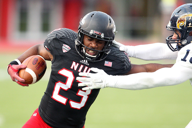 NCAA FOOTBALL: OCT 4 Kent State at Northern Illinois