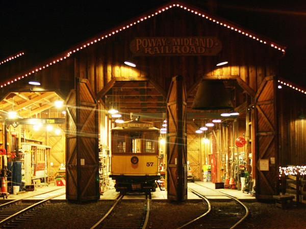 Old Poway Railroad in Poway Park