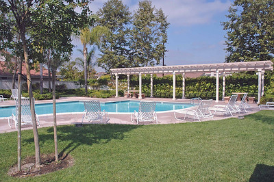 A community pool.