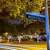 "Montrose<br /> DECEMBER 29, 2012 LEAVE A COMMENT (EDIT)<br /> Montrose is one of those up-town streets in Houston that means different things to different people. When I grew up and through college, it was known as the ""place"" where people of alternate lifestyles lived. While that is still true to a lesser extent today, it is now considered more of a cultural center that showcases museums, musicians, the University of St. Thomas, fine restaurants and much more. While it may still have a strong night life, many examples of Houston's historic residential architecture in the tree-lined streets with many century-old bungalows and mansions can be found.<br /> This scene with the streaks of passing cars was by the Hotel Zaza close across from the Mecom Fountain."