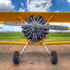The Stearman Biplane<br /> This beauty, built in 1942 as a Naval aircraft, now flies with the Commemorative Air Force, with the West Houston Squadron at the West Houston Airport.