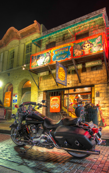 """Museum of the Weird<br /> This """"museum"""" is on 6th Street in Austin, Texas. You have to understand though, that a popular phrase goes """"Keep Austin Weird"""" and they like to live up to that claim."""