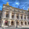The Palais Garnier<br /> The Paris Opera House, or The Palais Garnier, is an elegant 1,979-seat opera house. Built from 1861 to 1875 for the Paris Opera, it is sometimes referred to as simply the Opéra, but today is mainly used for the ballet. <br /> The Palais Garnier is probably the most famous opera house in the world and is partly due to its use as the setting for Gaston Leroux's 1911 novel The Phantom of the Opera. Andrew Lloyd Webber's 1986 musical and several films of the novel have added to the popularity. <br /> Not even thinking of this building before going to France, it is the first building I would like to visit if I ever have the opportunity to return. It was closed when we were there, so I was not able to see the inside. It was the inspiration for the Thomas Jefferson Building of the Library of Congress in Washington D.C. and lives up to its reputation as a building of exceptional opulence.