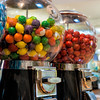 Gumballs in the Mall<br /> It starts at a young age. The innocent children walking past the brightly colored gumball machine are the unknowing target. They are helpless. A child has no natural defense against the sugary, colorful gumballs sitting in a glass container for all to see. They call to their parents, pleading for the coins to make the final connection to the colorful confection.
