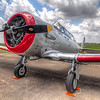 North American AT-6 Texan<br /> The AT-6 Texan was a popular plane for most pilots during World War 2, since pilots trained in the Texan before moving on to other aircraft.