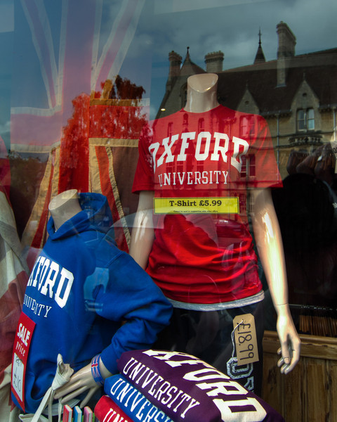 Oxford Proud<br /> The University of Oxford is the oldest university in the English speaking world. It is also one of the most famous and prestigious higher education institutions of the world.