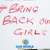 Bring Back Our Girls-Press Conference @Queens Borough Hall (5.23.14)