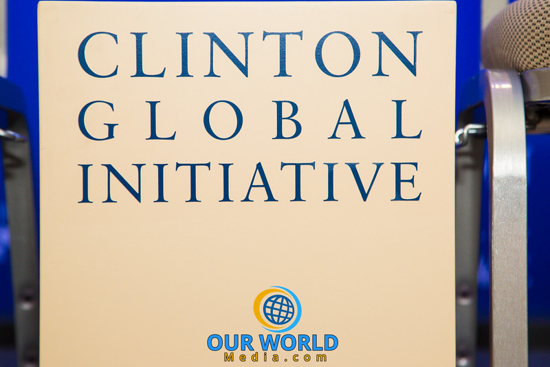 Clinton Global Initiative 2014 (day3) (9.23.14)