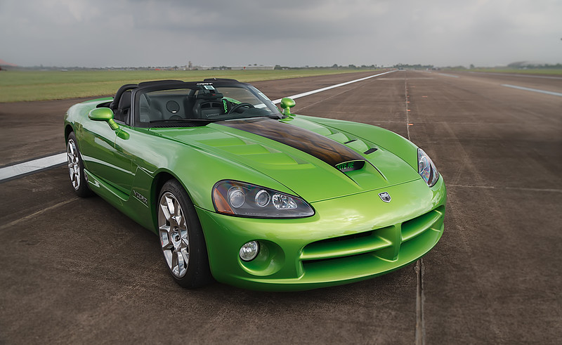 This Viper was at the 2015 Aeros and Autos at Ellington Field in Houston.