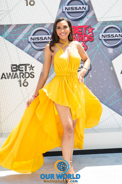 BET Awards Red Carpet 2016