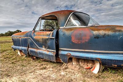 Just Rusting Away