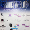 Brooklyn  Elite NYFW Launch Party @ Barclays Center Billboard Lounge (2.8.17)