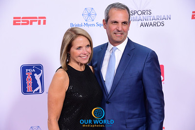 Sports Humanitarian Awards Gold Carpet - July 11, 2017