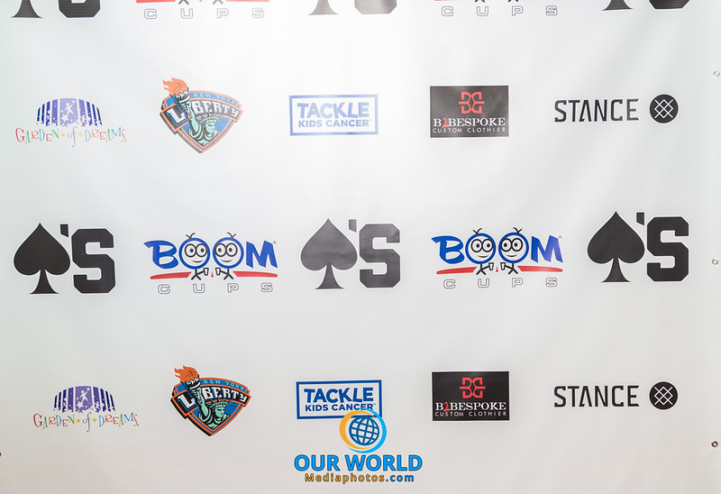 The 2017 ACES Charity Celebrity Basketball Game at  MSG (8.13.17)