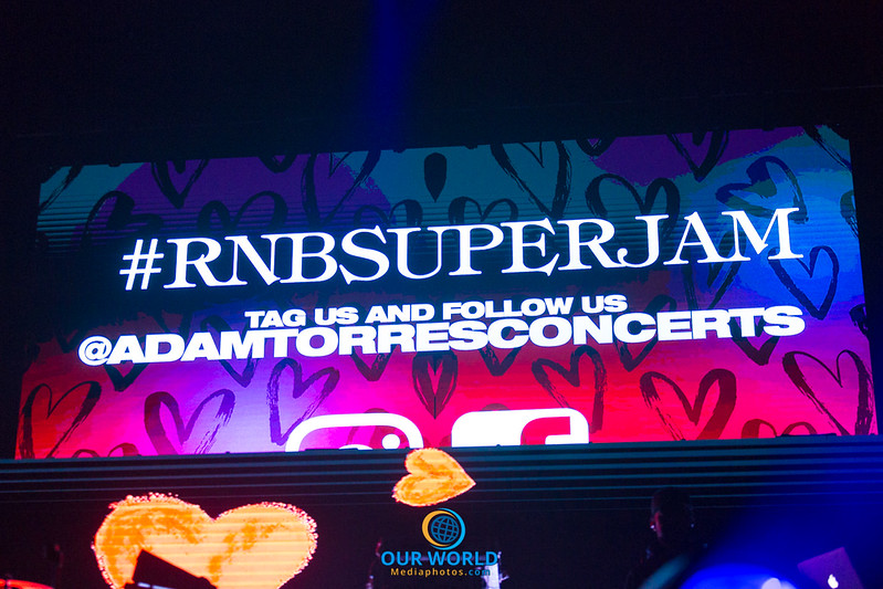 Ladies Night R&B Super Jam @Barclays Center (2.17.18)