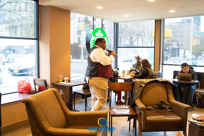 Small Business Saturday 2018 Business Networking Event at Starbucks