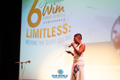 WIM 6th Annual Conference-Limitless Beyond The Glass Ceiling