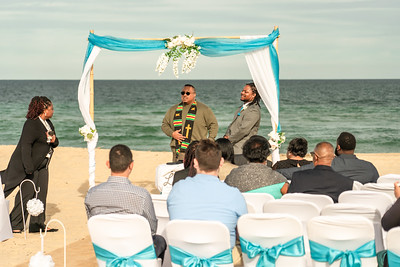 VBWC BRYA 10192019 Sandbridge Wedding #18 (C) Robert Hamm