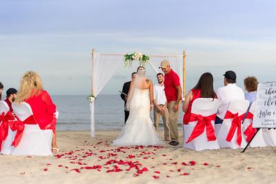 VBWC BEIL 09042019 Buckroe Beach Wedding Image #25 (C) Robert Hamm