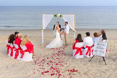 VBWC BEIL 09042019 Buckroe Beach Wedding Image #27 (C) Robert Hamm