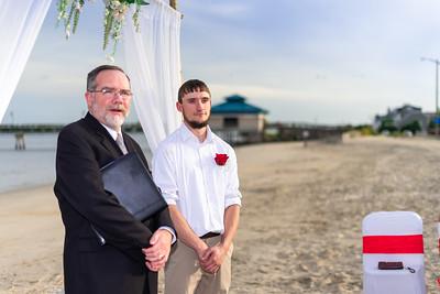 VBWC BEIL 09042019 Buckroe Beach Wedding Image #17 (C) Robert Hamm