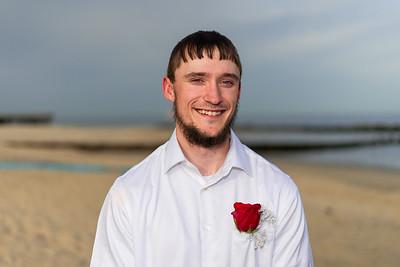VBWC BEIL 09042019 Buckroe Beach Wedding Image #11 (C) Robert Hamm