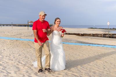 VBWC BEIL 09042019 Buckroe Beach Wedding Image #18 (C) Robert Hamm