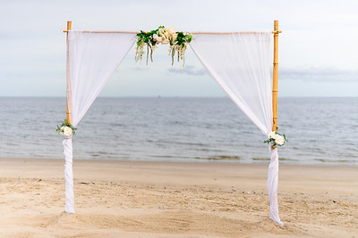 VBWC BEIL 09042019 Buckroe Beach Wedding Image #5 (C) Robert Hamm