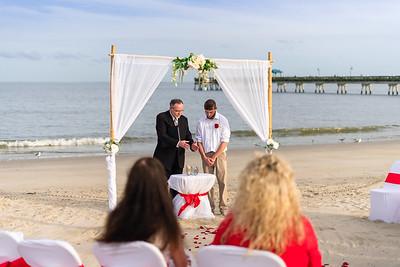 VBWC BEIL 09042019 Buckroe Beach Wedding Image #13 (C) Robert Hamm