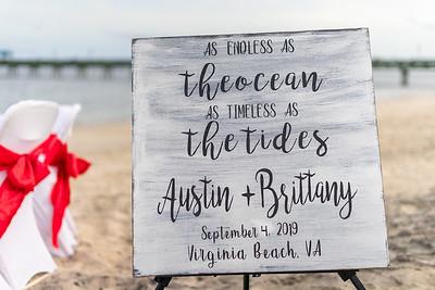 VBWC BEIL 09042019 Buckroe Beach Wedding Image #4 (C) Robert Hamm