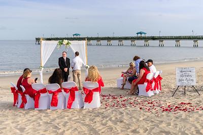 VBWC BEIL 09042019 Buckroe Beach Wedding Image #14 (C) Robert Hamm