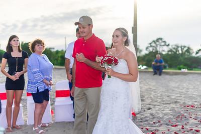 VBWC BEIL 09042019 Buckroe Beach Wedding Image #21 (C) Robert Hamm