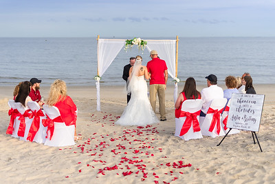VBWC BEIL 09042019 Buckroe Beach Wedding Image #23 (C) Robert Hamm
