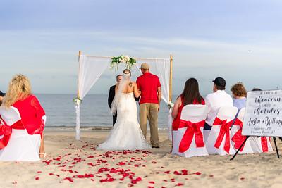 VBWC BEIL 09042019 Buckroe Beach Wedding Image #24 (C) Robert Hamm