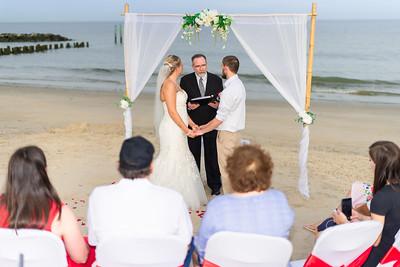 VBWC BEIL 09042019 Buckroe Beach Wedding Image #28 (C) Robert Hamm