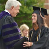 President Underwood at Commencement