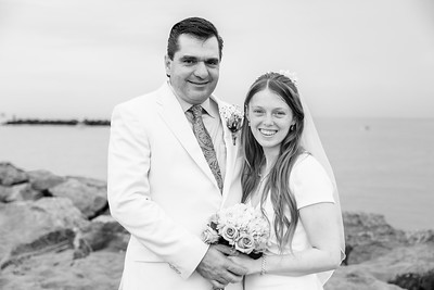 VBWC CBRO 10102020 Wedding Images #7 (c) Robert Hamm 2020