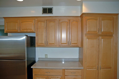 The kitchen was remodeled at a cost of $25,000 one year ago!